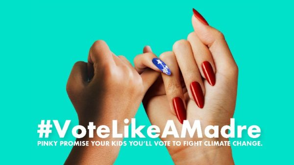 VOTE LIKE A MADRE