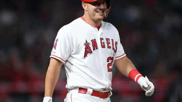 Mike Ttrout